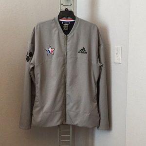Adidas 2017 NBA AllStar Week ZipUp Jacket